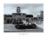 The Woodcote Cup at Goodwood, 1952 Plakat af Alan Smith