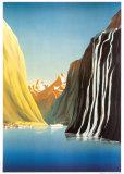 Norwegen Kunstdrucke
