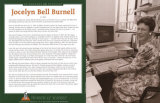 Jocelyn Bell Burnell, Astronomer and Physicist Wall Poster