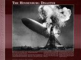 History Through A Lens - Hindenburg Disaster Kunst