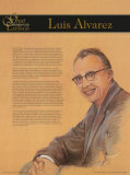 Great Contemporary Latinos - Luis Alvarez Print