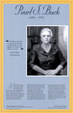 American Authors of the 20th Century - Pearl S. Buck Photo