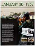 Ten Days That Shook the Nation - The Vietnam War Prints