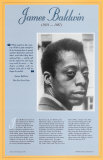 American Authors of the 20th Century - James Baldwin Posters