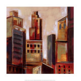 High Rise I Print by  Giovanni