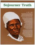 Great Black Americans - Sojourner Truth Plakát