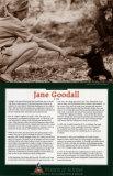 Femme de sciences - Jane Goodall Affiches