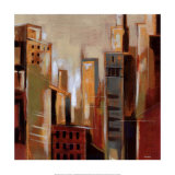High Rise II Prints by  Giovanni