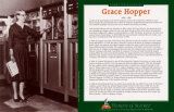 Women of Science - Grace Hopper Posters