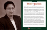 Shirley Jackson, Women of Science Poster
