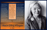 Voices of Diversity - Maxine Hong Kingston Posters