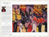 Masterworks of Art - Parade Prints by Jacob Lawrence