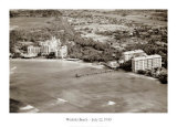 Waikiki Beach, Hawaii July 22, 1930 Art