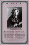 American Authors of the 19th Century - Harriet Beecher Stowe Prints