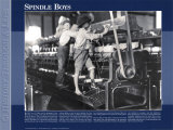 History Through A Lens - Spindle Boys Posters
