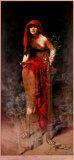 La pythie de Delphes Affiches par John Collier