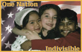 Une nation - Indivisible Posters