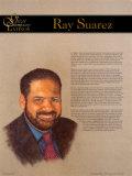 Great Contemporary Latinos - Ray Suarez - Poster