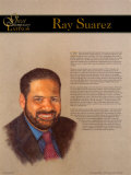 Great Contemporary Latinos - Ray Suarez Posters