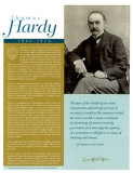 Great British Writers - Thomas Hardy Posters