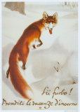 Sii Furbo Poster von Edmund Welf