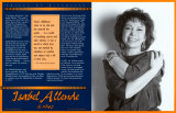 Voices of Diversity - Isabel Allende - Art Print