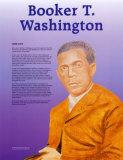 Great Black Americans - Booker T. Washington - Sanat