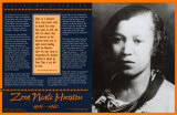 Zora Neale Hurston, Poster