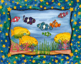 Under The Sea Prints by Marnie Bishop Elmer