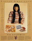 Native American Cultures - The Southwest Posters