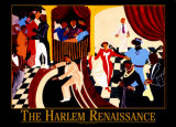 The Harlem Renaissance Posters by Jerry Butler