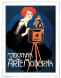 Fotografia Arte Moderna - Poster