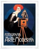 Fotografia Arte Moderna Posters