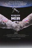 Mission to Mir - IMAX Release Movie Poster