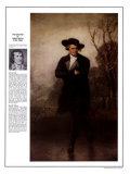 Masterworks of Art - The Skater Posters af Gilbert Stuart
