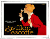 Pavillon Mascotte Print
