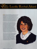 Great Contemporary Latinos - Lucille Roybal-Allard Posters