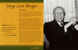 Latino Writers - Jorge Luis Borges Prints