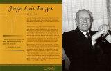 Latino Writers - Jorge Luis Borges Print
