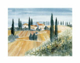Near Lucca II Prints by Franz Heigl