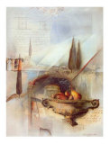 History II Print by W. Reinshagen