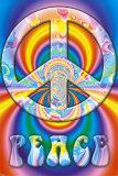 Fractal Peace Poster
