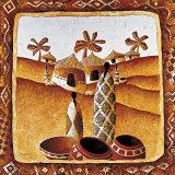 Peuple des sables Posters by  Moga