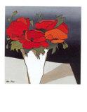 Elegant II Print by Hans Paus
