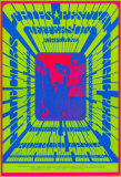 Jefferson Airplane -Trips Festival  - (Lithograph) Posters par Bob Masse