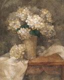 Bouquet of Hydrangea Posters by Albena Hristova