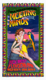 Jimmy Buffett, Meeting of the Minds Fan Convention Posters by Bob Masse