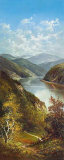 Carpathian River Scene I Posters af Helmut Glassl