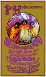 Jimi Hendrix in Concert, Saville Theatre Posters by Karl Ferris
