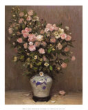Rosiers Posters by Marcel Dyf